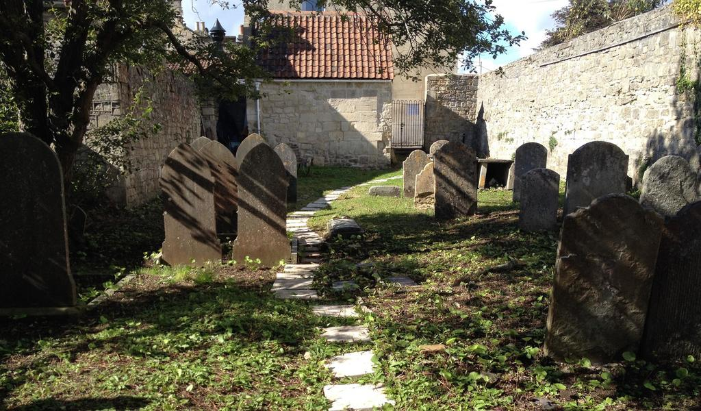 Image: Bath Jewish Burial Ground