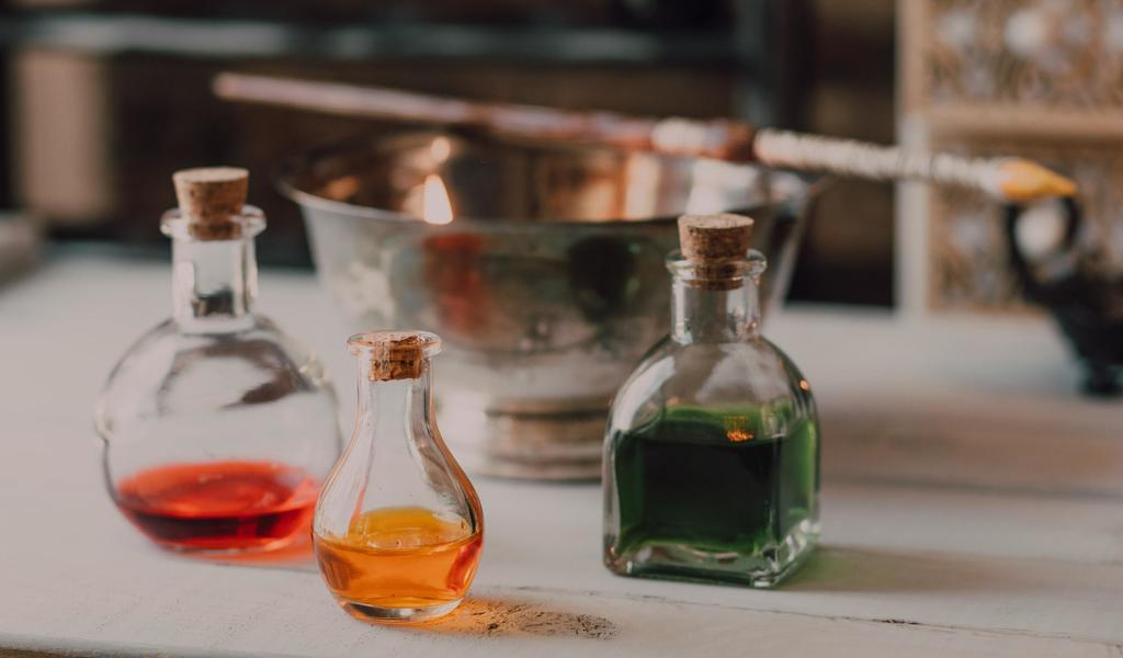Image: Potions