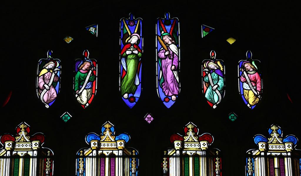 Image: Stained glass