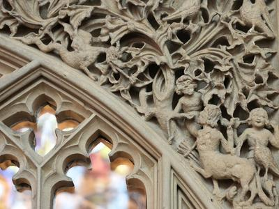 Image: Stone carvings