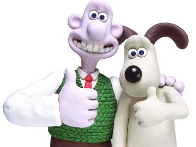 Image: Wallace and Gromit