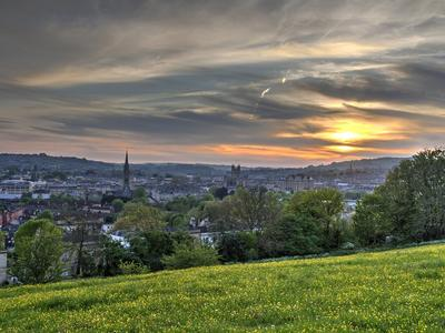 Image: View from Bathwick Hill, Flickr